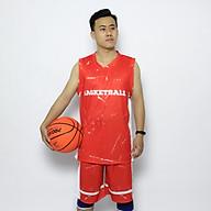 Quần áo bóng rổ Vinasport Volcano Red thumbnail