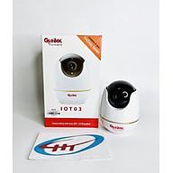 camera ip wifi 2.0MPX Xoay 360 độ GLOBAL, Hàng Chính Hãng. thumbnail