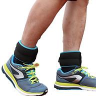 Tạ đeo chân tay chạy bộ thể thao tập gym , tập thể hình chuyên nghiệp ( 1 đôi 0.5 kg chiếc ) thumbnail
