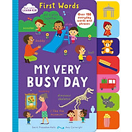 Start Little Learn Big First Words My Very Busy Day thumbnail
