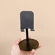 Giá đỡ đựng điện thoai va ipad kim loại - làm từ hợp kim nhôm chắc chắn, không lật thumbnail