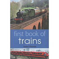 First Book of Trains thumbnail