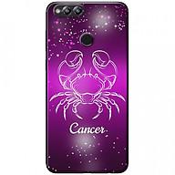 Ốp lưng dành cho Honor 7X mẫu Cung hoàng đạo Cancer (hồng) thumbnail