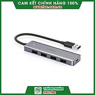 Bộ chuyển USB 3.0 4 Port Ugreen 50985-Hàng chính hãng. thumbnail
