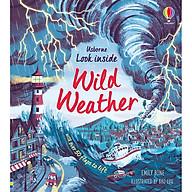 Sách Usborne Look Inside Wild Weather thumbnail