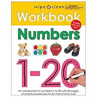 Wipe Clean Workbook Numbers 1-20 thumbnail