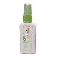 Tinh dầu chống muỗi Babyganics 59ml thumbnail