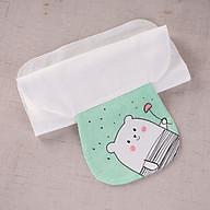 Set 2 Khăn Cotton Thấm Mồ Hôi Lưng Cho Bé thumbnail