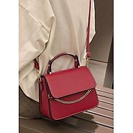 Túi xách tay đeo chéo nữ thời trang T57 size 22x20x16 cm dây đeo chéo da phụ kiện thời trang nữ - T57-1 thumbnail