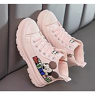 Giày bốt bé gái từ 3 đến 15 tuổi T030 thumbnail