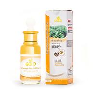 Dầu Massage Gừng Gold Cao Cấp (50 ml) thumbnail