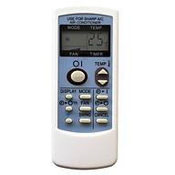 Remote Điều Khiển Cho Máy Lạnh, Máy Điều Hòa Sharp CRMC-A775JBEZ thumbnail