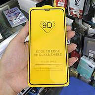 Tấm dán kính cường lực full màn hình 9D dành cho iPhone 11 Pro Max thumbnail