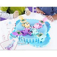 Trò chơi ếch ăn bi 4 người chơi thư giãn giải trí thú vị Đồ chơi ếch nuốt bóng giúp phát triển tư duy và vận động thumbnail