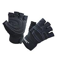 Bộ đôi găng tay thể thao tập GYM có cuốn cổ Aolikes AL109 thumbnail