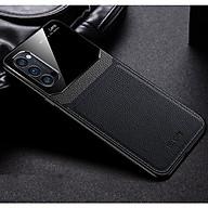 Ốp lưng da kính cao cấp hiệu Delicate dành cho OPPO Reno 5 Hàng chính hãng thumbnail