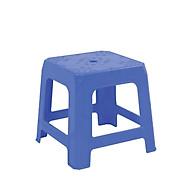 Ghế nhựa thấp + Tặng kèm lót chân chống xe thumbnail
