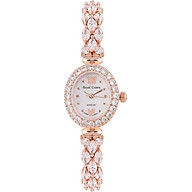 Đồng hồ nữ chính hãng Royal Crown 1516 dây đá vỏ vàng hồng thumbnail