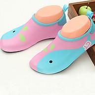 Giày đi dưới nước cho bé chống trơn trượt, gọn nhẹ, sử dụng nhiều lần, phù hợp đi học, du lịch, thân thiện với môi trường, chịu nước tốt và nhanh khô SK018-06 thumbnail