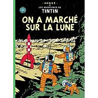 Truyện tranh Pháp - Tintin - T17 - On a marché sur la Lune thumbnail