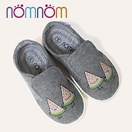 Giày trẻ em nomnom EP G1942 Ghi thumbnail