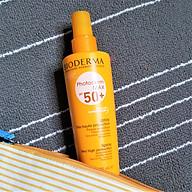 Xịt chống nắng và bảo vệ da toàn diện BIODERMA Photoderm Max Spray SPF 50+ (200ml) thumbnail