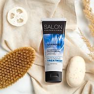 Dầu gội phục hồi chuyên sâu Salon Professional dành cho tóc hư tổn do nhiệt và hóa chất 250ml thumbnail