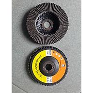 Combo 10 cái nhám xếp 4 fiber đen thumbnail