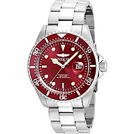 Invicta Men s Pro Diver Quartz Diving Watch with Stainless-Steel Strap, Silver, 22 (Model 22048) thumbnail