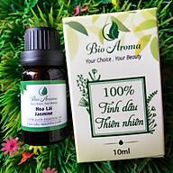 Tinh dầu hoa lài (Nhài) - Jasmine 10ml Bio Aroma thumbnail