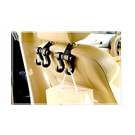 Combo 2 3 4 móc treo đôi sau ghế trên ô tô thumbnail
