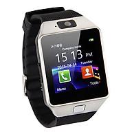 Đồng hồ thông minh GT08 tặng thẻ nhớ 16GB (Nâu Đồng) thumbnail