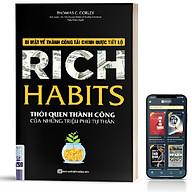 Sách Rich Habits - Thói Quen Thành Công Của Những Triệu Phú Tự Thân - BizBooks thumbnail