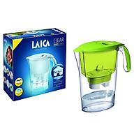 Combo Bình lọc nước LAICA J11A Vàng và 02 Lõi lọc nước (MADE IN ITALY) thumbnail