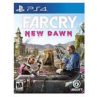 Đĩa Game Farcry New Dawn cho Playstation 4 PS4 - Hàng Nhập Khẩu thumbnail