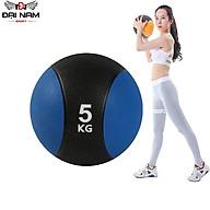 Bóng Tạ Tập Thể Lực,Tập Gym,Tập Yoga 5kg Chất Liệu Cao Su Đặc Hàng Nhập Khẩu Đại Nam Sport thumbnail