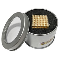 Nam Châm Bi Từ Tính Neko Chengjie Magnetic Material (Size 5mm Gold) thumbnail