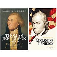 Combo Sách Thomas Jefferson - Nhân Sư Mỹ + Alexander Hamilton thumbnail