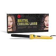 Máy Uốn Kỹ Thuật Số PYT Digital Curling Wand 25mm - Màu Vàng - Tặng Kèm Găng Tay Chịu Nhiệt thumbnail