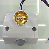 Đui đèn cảm biến chuyển động hồng ngoại SUN thumbnail