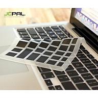 Phủ Bàn Phím JCPAL Verskin Silicon Keyboard Cho MacBook-bảo vệ bàn phím-chống nước, chống bụi bẩn - Hàng Chính Hãng thumbnail
