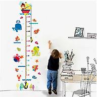 Decal dán tường đo chiều cao trẻ em - AR-1 thumbnail