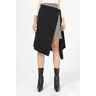 Chân váy A phối vạt + túi lệch VIEN TRAN V62R19Q013 thumbnail