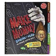 Klutz Making Mummies and Shrinking Heads thumbnail