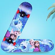 Ván Trượt Cho Bé Gái, Ván Trượt Thể Thao Cho Bé Họa Tiết Công Chúa Elsa thumbnail