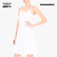 DSQUARED2 - Đầm mini hai dây Jersey S72CU0891-100 thumbnail
