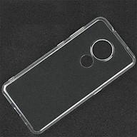 Ốp lưng silicon dẻo trong suốt dành cho Nokia 7.2 siêu mỏng 0.6mm thumbnail
