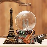 Quả Cầu Plasma Tháp Eiffel Độc Đáo Trang Trí Bàn Làm Việc, Phòng Khách thumbnail