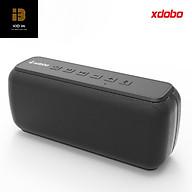 Loa Bluetooth5.0 TWS xdobo 60W, loa không dây âm thanh vòm 360HD & âm Bass Stereo cực hay 6600mAh, tích hợp Mic, chống nước IPX5, loa di động cho các bữa tiệc - Hàng Chính Hãng thumbnail