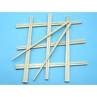 5 Túi đũa tách gỗ mỡ đã luộc sấy khử trùng (1 túi gồm 100 đôi) thumbnail